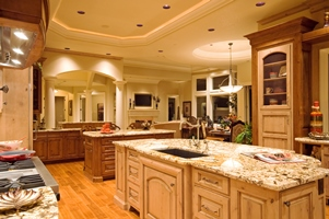 Luxury Kitchen in Southwest Florida